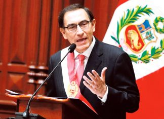 Martín Vizcarra Cornejo