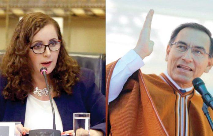 Rosa Bartra, respondió al presidente Martín Vizcarra