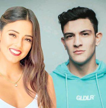 Luciana Fuster y Emilio Jaime