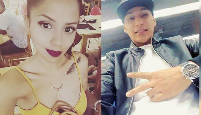 Nicole Olaechea asesinada por su pareja Jimmy Alexander Delgado