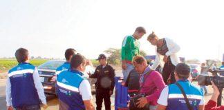 En Tumbes intervienen a más de 150 venezolanos