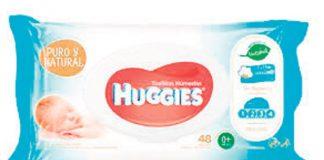 Toallitas húmedas Huggies