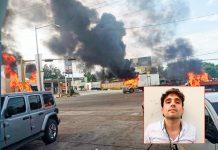 "Ovidio Guzmán hijo de Joaquín el ""Chapo"" Guzmán"