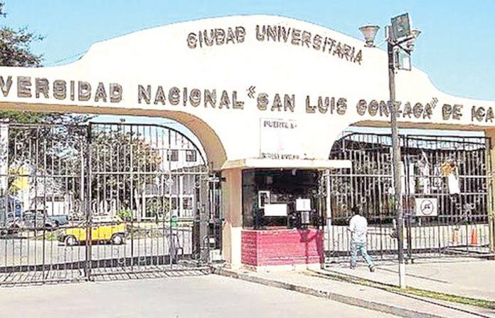 Universidad Nacional San Luis Gonzaga de Ica