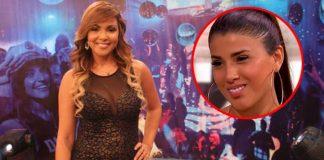 Vernis Hernández y Yahaira Plasencia