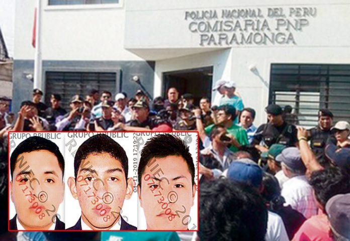 Jovencita acusa a tres policías de secuestro y violación