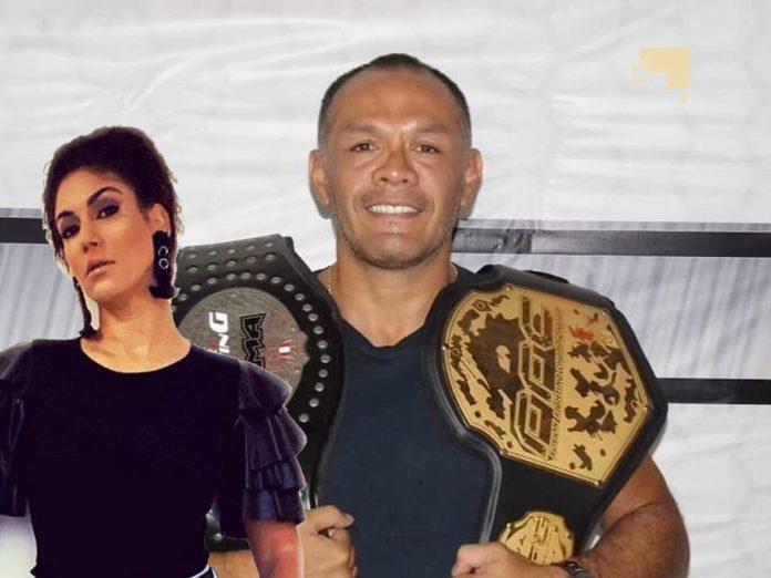 Tilsa Lozano y Jackson Mora