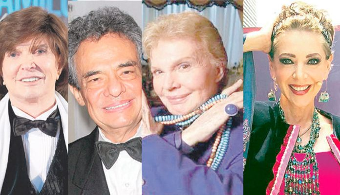 artistas que nos dejaron en el 2019