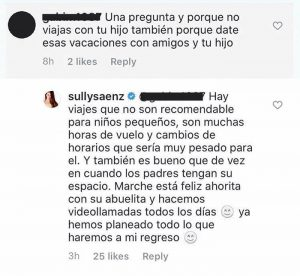 Instagram Sully Saenz