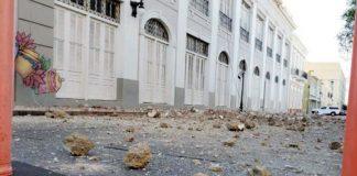 Terremoto de magnitud 6.5 sacude Puerto Rico