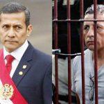 Antauro aplicará la pena de muerte a su hermano Ollanta