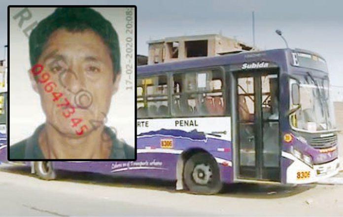 Asaltantes suben a buses y asaltan a pasajeros