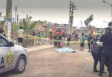 Balacera en fiesta deja un muerto y ocho heridos