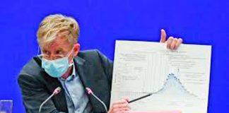 Bruce Aylward destaco que El Mundo no está listo para hacer frente a una pandemia global