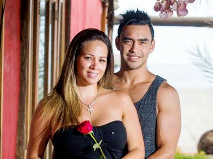 Diego Chávarri y Melissa Klug