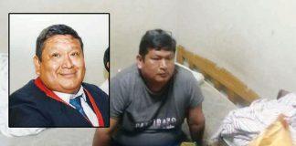 Fiscal Superior se suicida de un balazo en carceleta del Poder Judicial