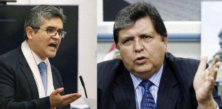 IDL asegura que Alan García tenía deseos de matar al fiscal Pérez