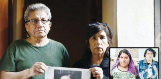 Kevin Villanueva junto a su enamorada, Andrea Aguirre confiesan que asesinaron a Solsiret