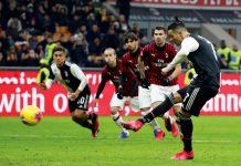 Milán y Juventus