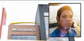 Otro empleado sufre descarga eléctrica en McDonald's