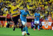 Sporting Cristal Vs Barcelona