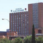 Hospital 12 de Octubre, en Madrid.