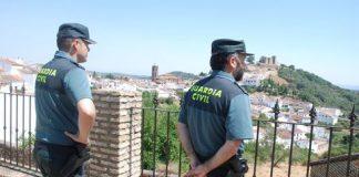 Policías españoles.