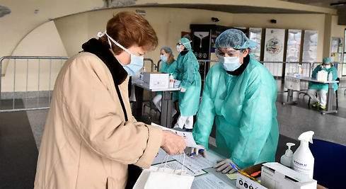 Alemania con coronavirus.