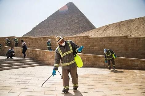 Pirámides de Egipto.
