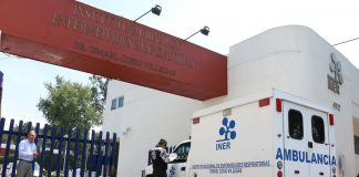 Instituto Nacional de Enfermedades Respiratorias (INER).