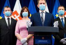 Autoridades eslovacas.