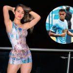 Extombita niega romance con Christopher Olivares