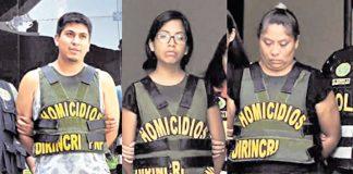 Familia queda detenida por descuartizar a joven