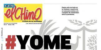 Portada El Chino 20-03-2020