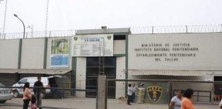 Penal Sarita Colonia.
