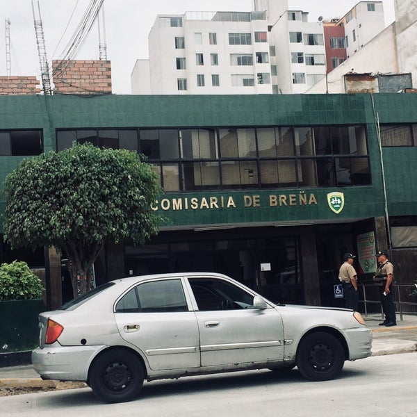 Comisaría de Breña.
