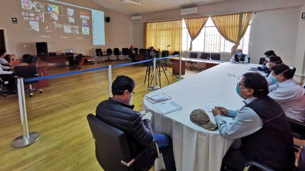 En Tacna piden dos días más de toque de queda por avance de Covid-19