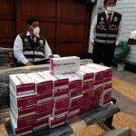 Incautan 8.600 pruebas de descarte para Covid-19