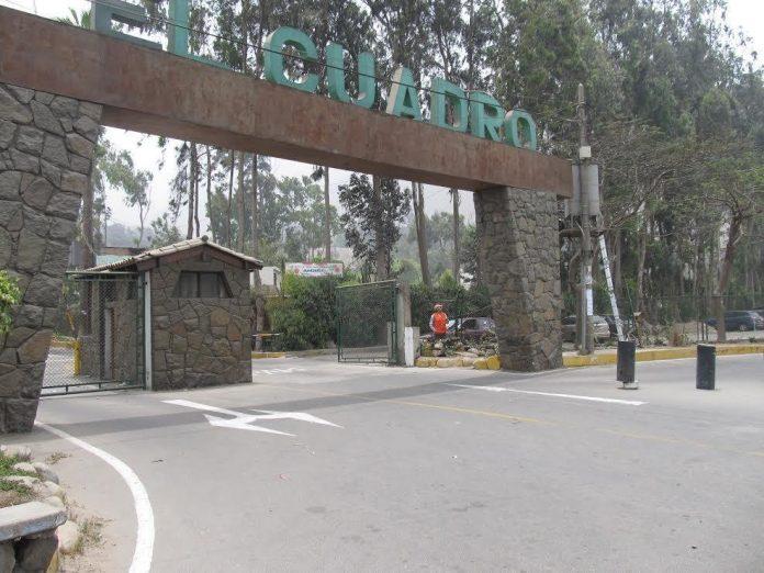 Condominio El Cuadro.