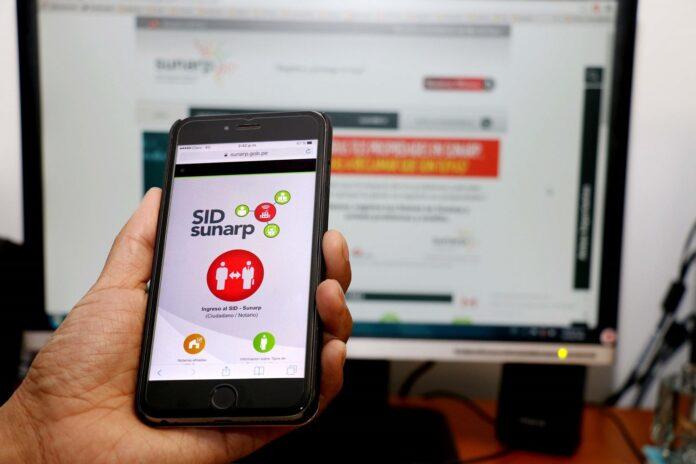 Sistema de Intermediación Digital (SID Sunarp)