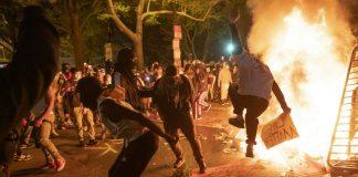 Muerte de George Floyd desata protestas infernales en EE.UU