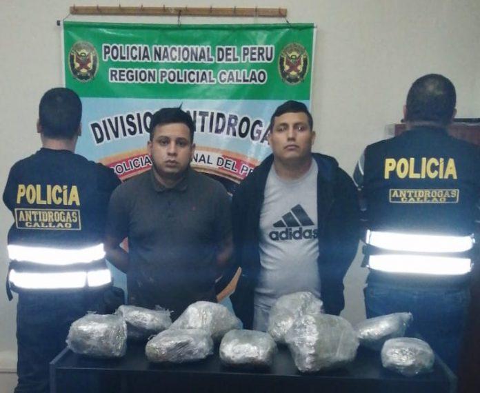 """""""Ekeko"""" y """"Narizón"""" repartían marihuana por delivery"""