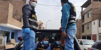 Robacasas asaltaban con granada de guerra