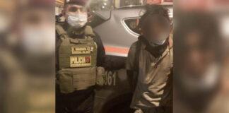 Policía de civil frustró robo armado a minimarket