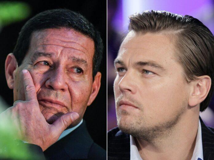 DiCaprio es desafiado a una travesía de ocho horas en la selva