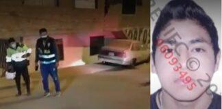 Matan a joven en la puerta de su casa por un celular