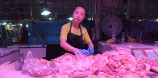 China advierte del peligro de productos contaminados con el coronavirus