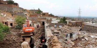 Fuerte inundación en Afganistán deja 100 muertos y 500 casas dañadas