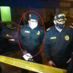 Remueven a suboficial integrante del Grupo Terna, Aarón Salcedo Recoba