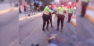 Delincuentes terminan heridos tras enfrentarse a la policía
